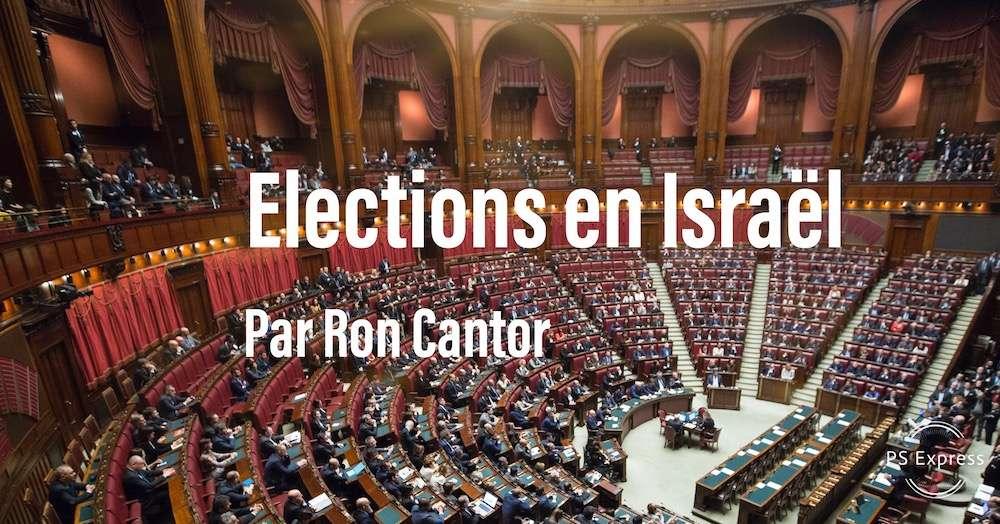 Elections en Israël